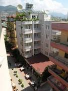 Hotel   Türkische Riviera,   Kleopatra Bavyera in Alanya  in der Türkei in Eigenanreise