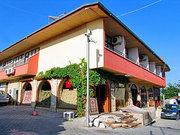 Hotel   Türkische Riviera,   Elit Köseoglu Hotel in Side  in der Türkei in Eigenanreise