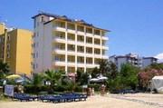 Hotel   Türkische Riviera,   Azak Beach Hotel in Alanya  in der Türkei in Eigenanreise