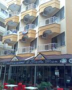 Hotel   Türkische Riviera,   Kleopatra Develi Hotel in Alanya  in der Türkei in Eigenanreise
