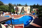 Hotel   Halbinsel Bodrum,   Bitez Paloma Family Club in Bitez  in der Türkei in Eigenanreise