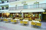 Hotel Spanien,   Ibiza,   Hostal Mayol in Santa Eulalia del Rio  auf den Balearen in Eigenanreise