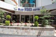 Hotel   Türkische Riviera,   Kleopatra Blue Hawai in Alanya  in der Türkei in Eigenanreise
