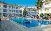 Anthos Garden in Side (Türkei)