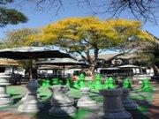 Billige Fl�ge nach Johannesburg (S�dafrika) & Indaba in Fourways