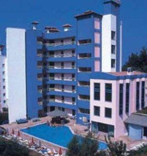 Pauschalreise Hotel Türkei,     Türkische Ägäis,     Happy in Kusadasi