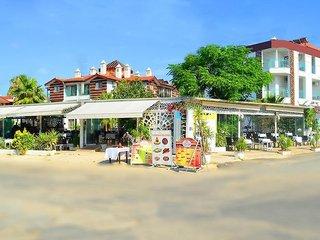 Hotel   Türkische Riviera,   Sunbird Hotel in Side  in der Türkei in Eigenanreise