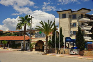 Cinar Family Suite Hotel in Side (Türkei)