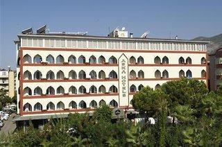 Pauschalreise Hotel Türkei,     Türkische Riviera,     Aslan Kleopatra Beste Hotel in Alanya