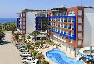 Pauschalreise Hotel Türkei,     Türkische Riviera,     Gardenia Otel in Alanya