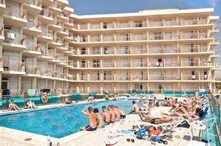 Hotel Spanien,   Ibiza,   Hotel Piscis in Sant Antoni de Portmany  auf den Balearen in Eigenanreise