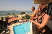 Hotel   Türkische Ägäis,   Malhun in Fethiye  in der Türkei in Eigenanreise