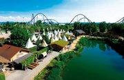 Hotel Deutschland,   Europapark Rust,   Europa-Park Resort - Camp Resort ( Sterne) in Rust  in Deutschland Fun und Freizeitparks in Eigenanreise