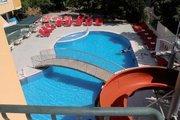 Hotel   Türkische Riviera,   Rose Garden in Alanya  in der Türkei in Eigenanreise