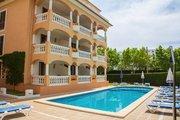 Hotel Spanien,   Mallorca,   Aparthotel S'Olivera in Canyamel  auf den Balearen in Eigenanreise