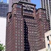 USA,     Illinois,     Warwick Allerton Hotel Chicago in Chicago  ab Saarbrücken SCN