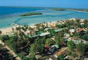 Reisen Hotel Don Juan Beach Resort in Boca Chica