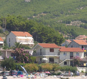 Kroatien -> Mittel-Dalmatien (Split) -> Podstrana -> Apartments Mladenka