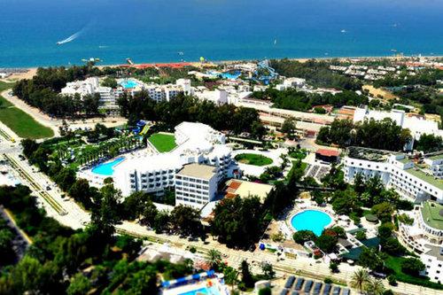 Ihr 5-Sterne-Hotel: Maritim Saray Regency (Landeskategorie)Das elegante Hotel liegt ca. 200 m vom Sandstrand entfernt (geöffnet 01.05. - 31.10.) ...