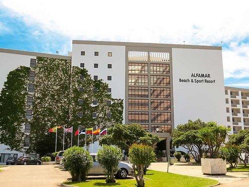 Alfamar Beach & Sport Resort: Nirgendwo sonst in Portugal finden Sie so viele verschiedene Sport- und Fitnesseinrichtungen wie hier, und das in ...
