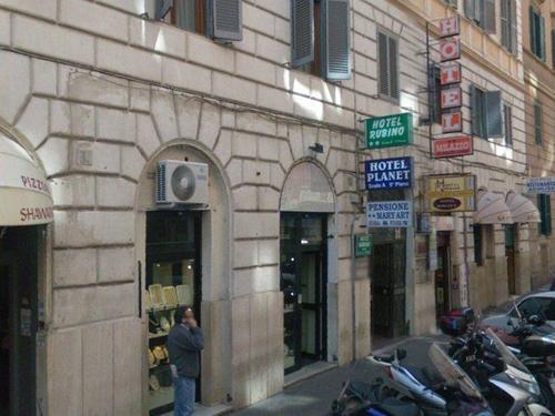 Das Hotel Rubino ist eine günstige Alternative für eine Übernachtung nahe der Zug- und Metrostation und verfügt über eine Rezeption sowie eine ...