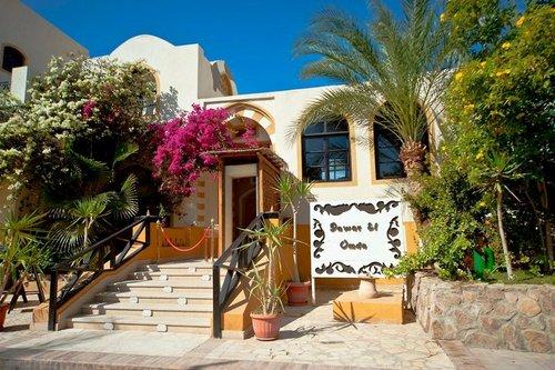 Lage: Das Hotel Dawar El Omda Hotel befindet sich 1 km vom Sand-/Steinstrand entfernt. Die nächstgelegenen Städte des Hotels sind: El Gouna (1 ...