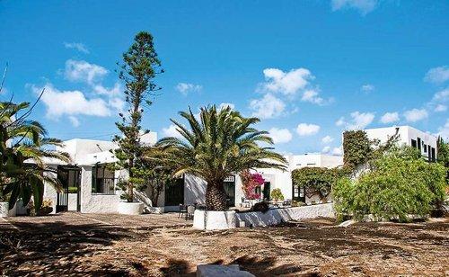 Caserio de Mozaga: Im Herzen der Insel in der Nähe des Weinanbaugebietes La Geria erwartet Sie in ländlich-ruhiger Umgebung diese reizende ...
