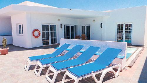 Villas del Mar: Eine komfortable, stilvolle Adresse für unabhängige Urlaubstage: In einer ruhigen Villensiedlung, nur einen kurzen Spaziergang ...