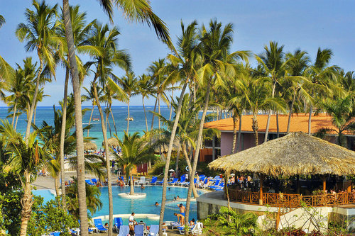Ort Punta Cana Lage  erste Strandlage, im Naturschutzgebiet Strand: Sand  Entfernungen:  Flughafen ca. 20 km Strand direkt  Das bietet Ihre ...