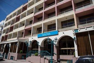 Reisen -> Malta -> Bugibba -> The Santa Maria Hotel
