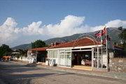 Happy Nur Hotel in Hisarönü, Ölüdeniz (Türkei)