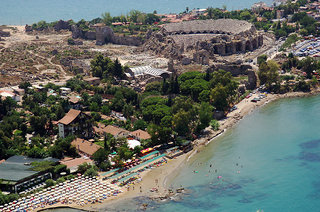 Leda Beach Hotel in Side (Türkei)