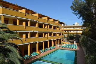 Flor Los Almendros Apartments in Paguera (Spanien) mit Flug ab K��ln