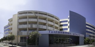 Aparthotel Fontanellas Playa in Can Pastilla (Spanien) mit Flug ab Paderborn