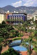Gardenia Otel in Alanya (Türkei)
