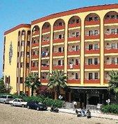 Reisen -> Türkei -> Türkische Riviera -> Mahmutlar -> Doris Aytur Hotel