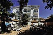 Makri Beach Hotel in Fethiye (Türkei)