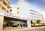 Aparthotel Fontanellas Playa in Can Pastilla (Spanien) mit Flug ab Düsseldorf