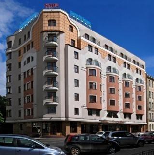 Park Inn by Radisson Sadu, Moscow Hotel