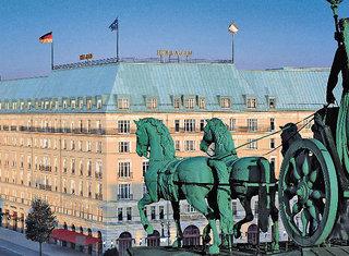 5 Sterne Luxusurlaub im Adlon Kempinski