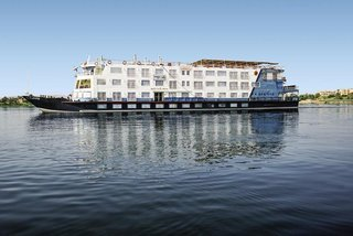 Deluxe-Suitenschiff & Tropitel Sahl Hasheesh