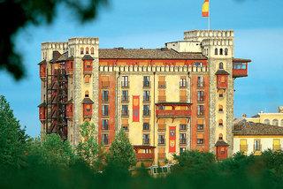 Hotel Castillo Alcazar