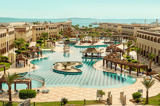 Ägypten Urlaub im 5 Sterne Sentido Mamlouk Palace Resort