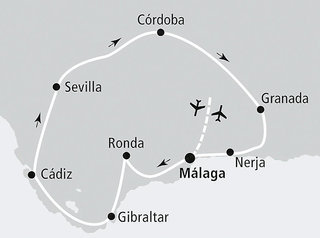 Klass. Andalusien-Bus RR
