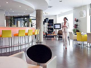 Novotel Suites Malaga Centro Hotel