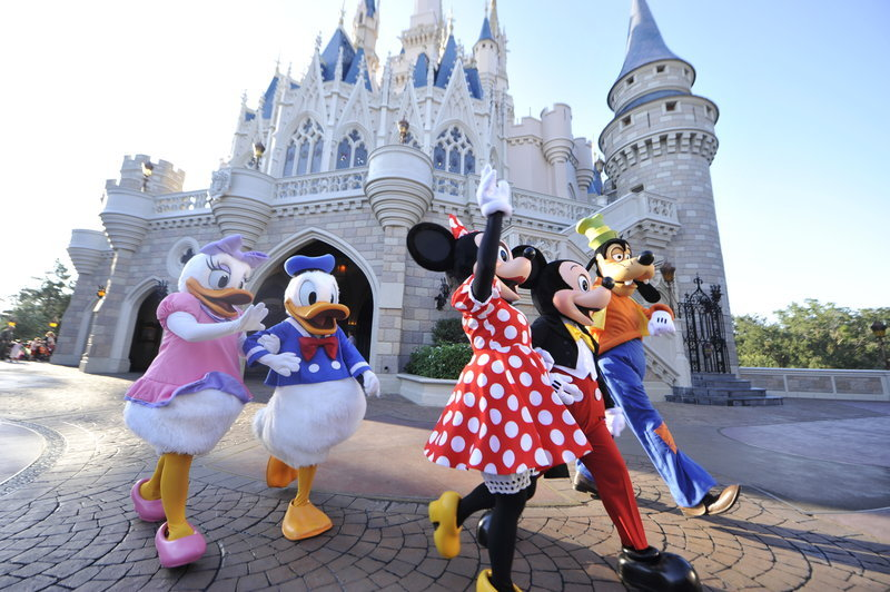 Vienna House Magic Circus at Disneyland Paris