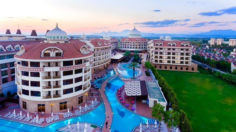 Kirman Hotels Belazur Resort und SPA