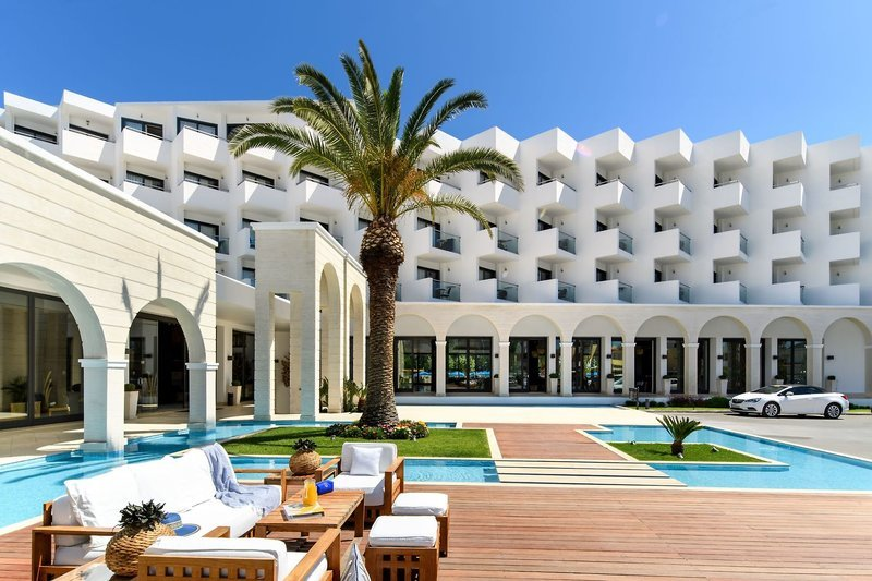 Mitsis Faliraki Beach Hotel und Spa