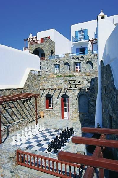 Mykonos Grand Hotel und Resort