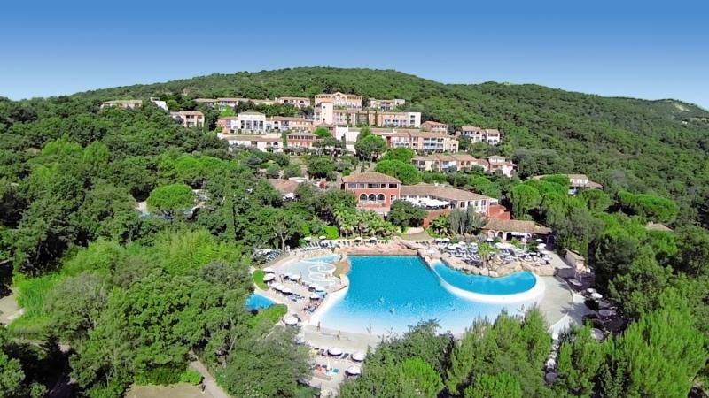 Pierre und Vacances Village Les Restanques du Golfe de St-Tropez